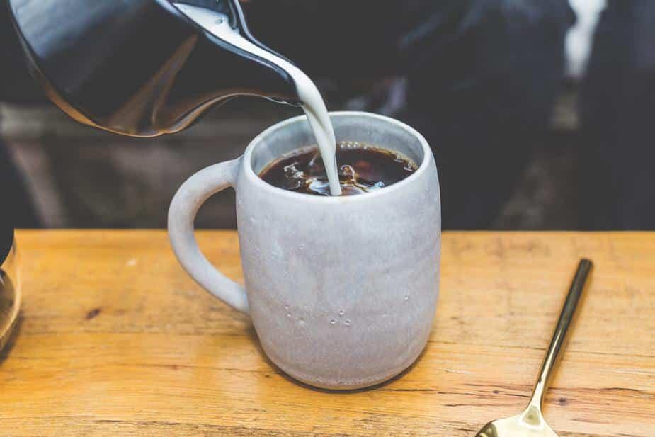 Drinking Coffee Anxiety