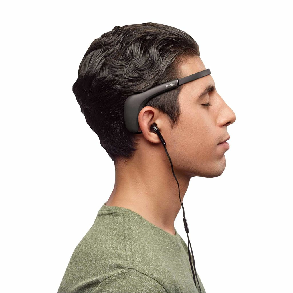 using muse 2 headband